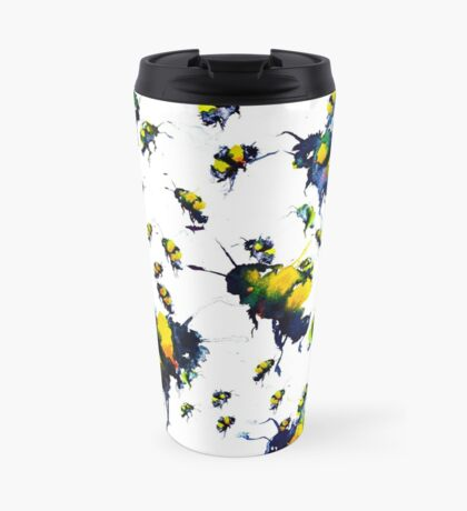 BAANTAL / Pollinate / Bees Travel Mug