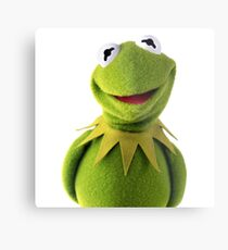 Kermit the Frog Metal Print