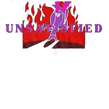 Unsatisfied -Chris Chann  by hood112