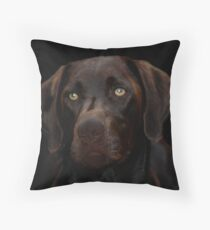 Dog-gone!!  Throw Pillow