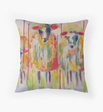 Mother's Club Throw Pillow