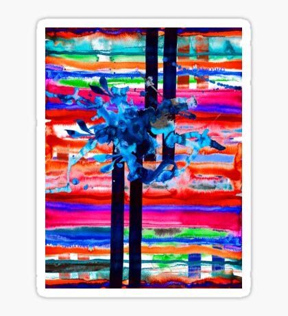 BAANTAL / Lines Glossy Sticker