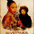 Wynonna Earp - Western Style Cast Poster #19 - Kate by Chantal Zeegers