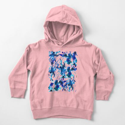 BAANTAL / Patch Toddler Pullover Hoodie