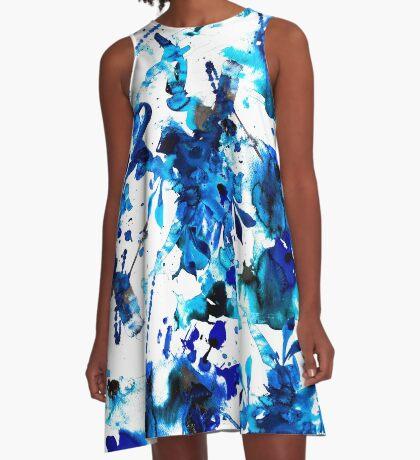 BAANTAL / Patch A-Line Dress