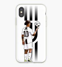 Paulo Dybala Juventus phone case design iPhone Case