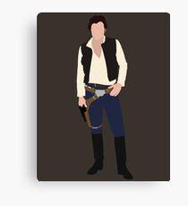 Han Solo 1 Canvas Print