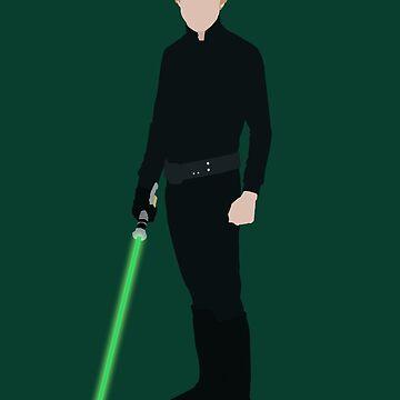 Luke Skywalker 1 by emijanelle