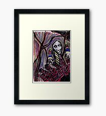 Anfibulai (mood player) Framed Print