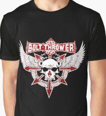 Bolt Thrower T Shirt Graphic T-Shirt
