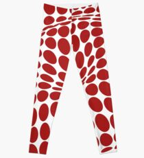 COME INSIDE (RED S/F) Legging