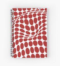 COME INSIDE (RED S/F) Cuaderno de espiral