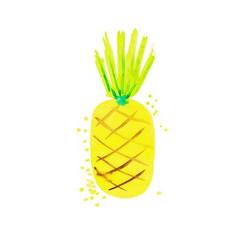Pineapple dream by AgniArt