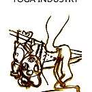 Yoga Industry by KarmaTops