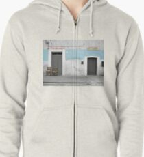 Vulture: shop with chairs Zipped Hoodie