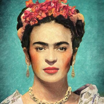 Frida Kahlo Beuty by edleon