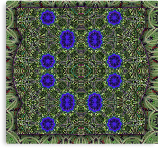 Magic Carpet by Rhonda Strickland