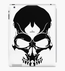 2012Skull-Black iPad Case/Skin