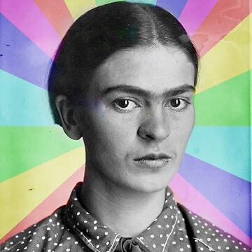 Frida Kahlo Pride by edleon