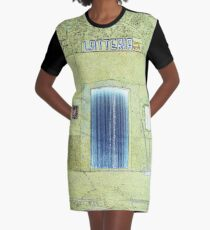 Vulture: shop with chairs Graphic T-Shirt Dress