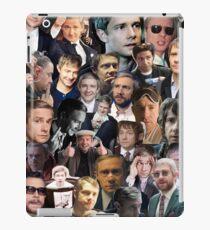 Martin Freeman Collage iPad Case/Skin