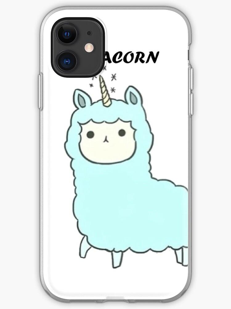 Super Cute Unicorn Iphone Case