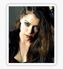 Sarah Manning - Orphan Black Sticker