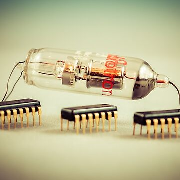 The Tube & The Transistors  by taspaul