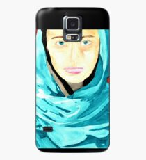 Woman in Hijab Case/Skin for Samsung Galaxy