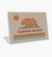 California Striped Bear Laptop Skin