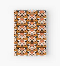 Roter Panda Notizbuch