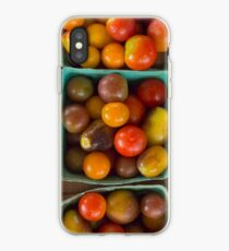 Grape Tomatoes iPhone Case