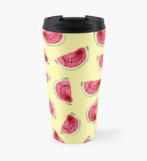 Sweet watermelon slices pattern Travel Mug