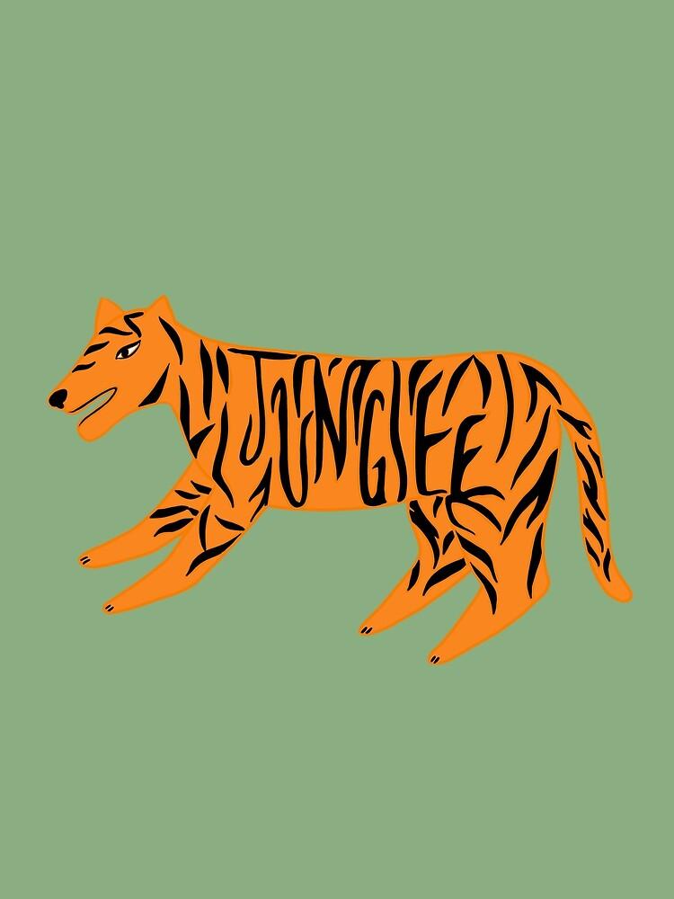 Junglee by Emmen Ahmed