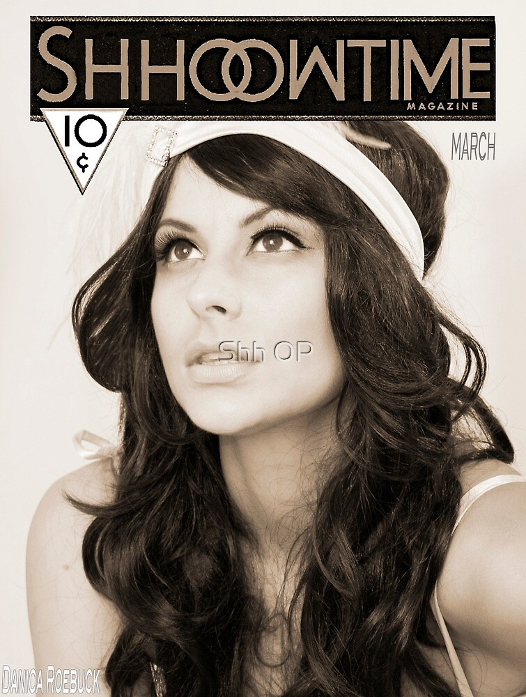 ShhowTime Magazine by shhevaun
