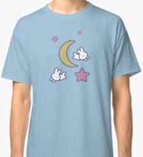 Sailor Moon inspiriert Bunny of the Moon Tagesdecke Kuscheldruck Classic T-Shirt