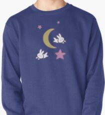 Sailor Moon inspiriert Bunny of the Moon Tagesdecke Kuscheldruck Sweatshirt
