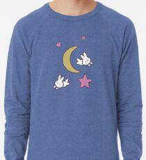 Sailor Moon inspiriert Bunny of the Moon Tagesdecke Kuscheldruck Leichtes Sweatshirt