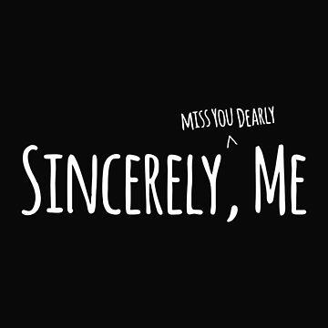 Sincerely, Me - Dear Evan Hansen by iermane