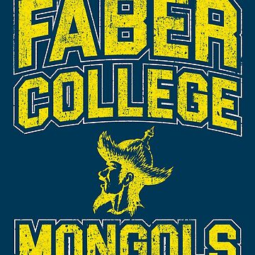 Faber College Mongols by huckblade