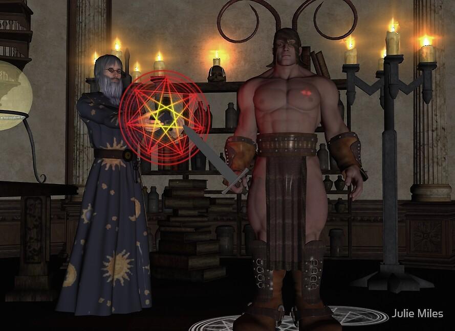 Warrior Homunculus: The Alchemist's Forbidden Experiment by Julie Miles