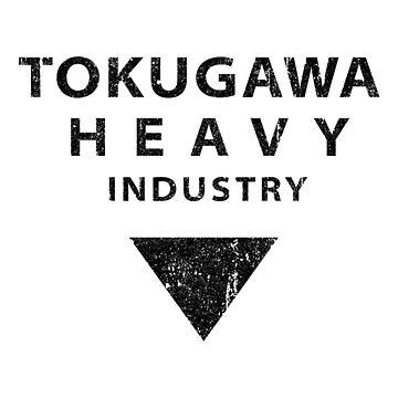 Tokugawa Heavy Industry (Variant) by huckblade