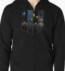 Black Ops 3 / 4 - Zombies T-Shirt Design Zipped Hoodie