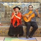 Sevilla Flamenco by Paul Starkey