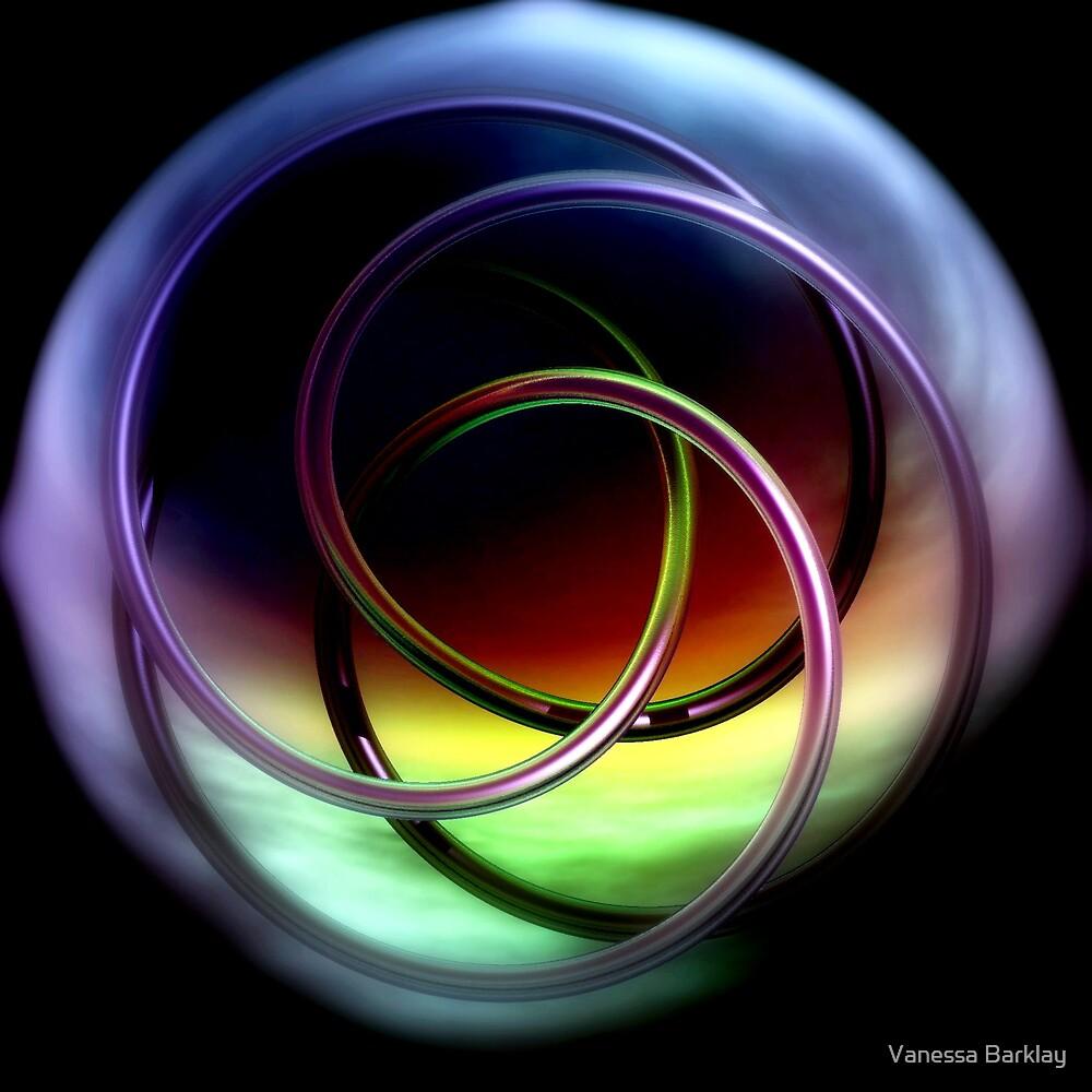 Celtic Eye by Vanessa Barklay