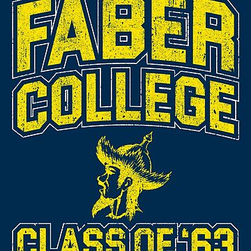 Faber College Class of '63 by huckblade