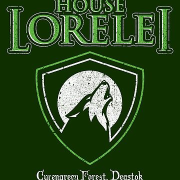 House Lorelei - Critical Role by huckblade