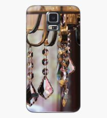 Pink Chandelier 3 Case/Skin for Samsung Galaxy