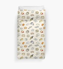 Cheese pattern Duvet Cover