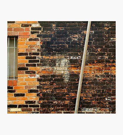 Back Alley Photographic Print
